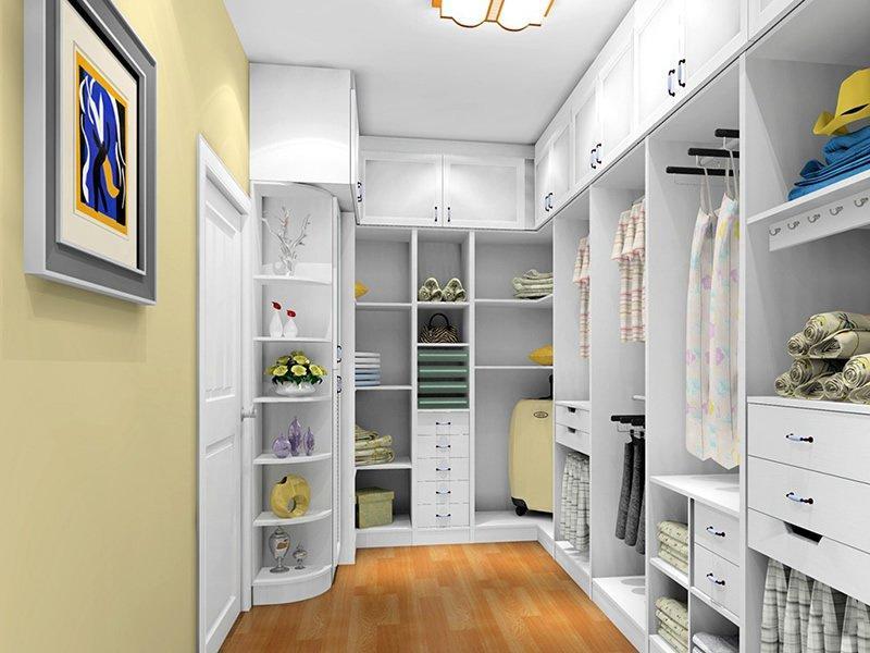 万科住宅设计师逯薇的写写画画:《一平米的衣帽间》