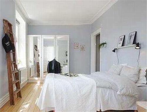卧室太小让人抓狂?四招空间放大术,躺平打滚不是梦!