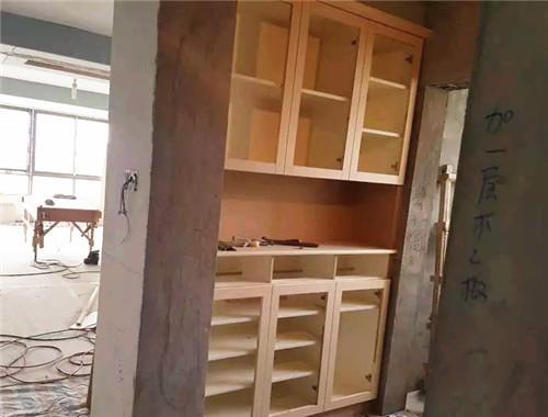 吴工长:装修过程中木工工程