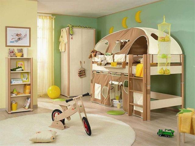 儿童房装修必知的3大事项,装修前必看!