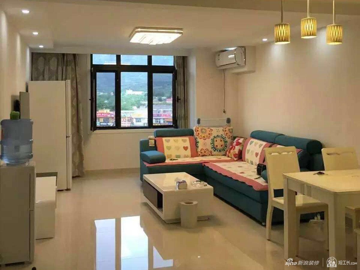 清新优雅复式居