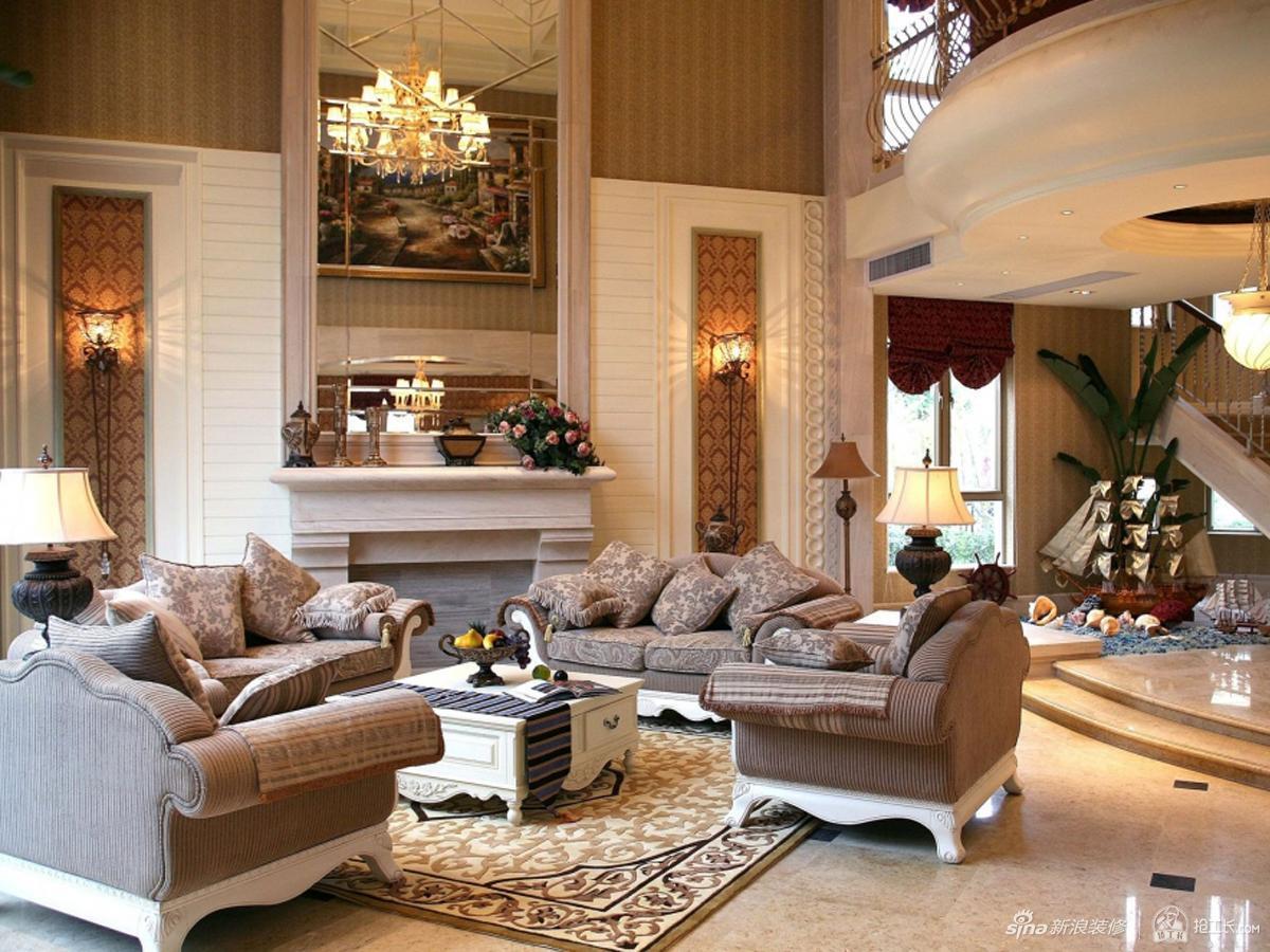 美式新古典风别墅