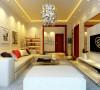 6.5万打造时尚现代简约三居室47