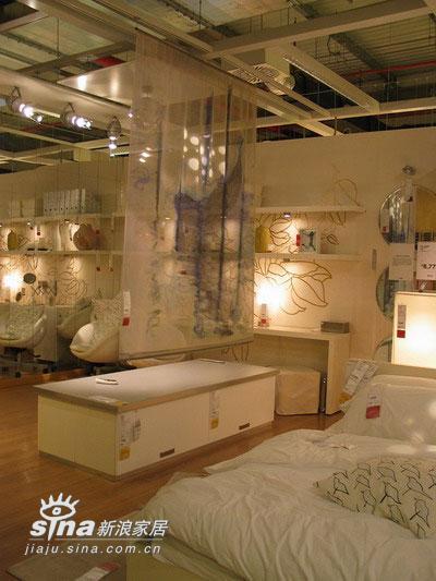 简约 一居 卧室图片来自用户2739378857在宜家样板间系列43的分享