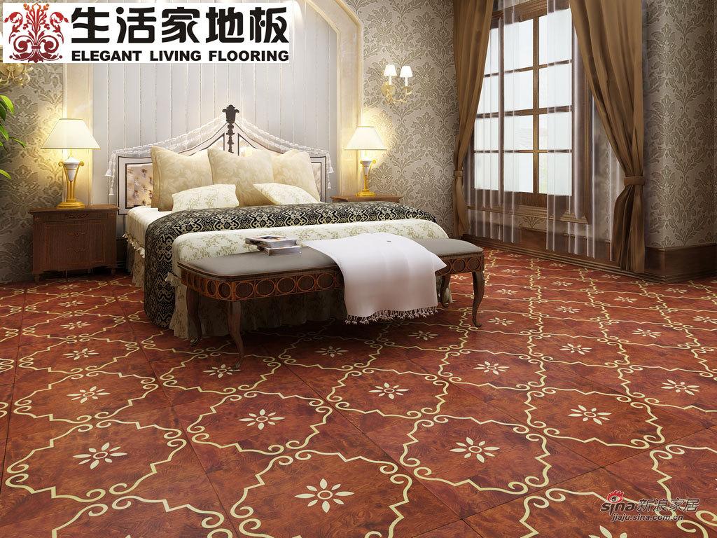 混搭 三居 卧室图片来自用户1907689327在精致品味现代奢华温馨宅86的分享