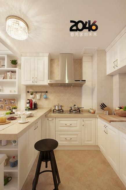 美式 其他 厨房图片来自用户1907685403在高清90平绝美白领明亮美式休闲29的分享