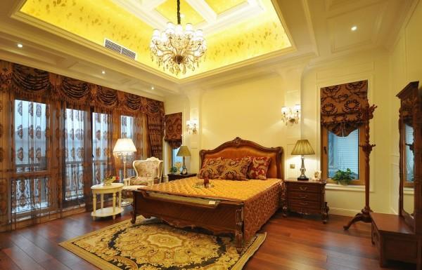 燕西台 卧室