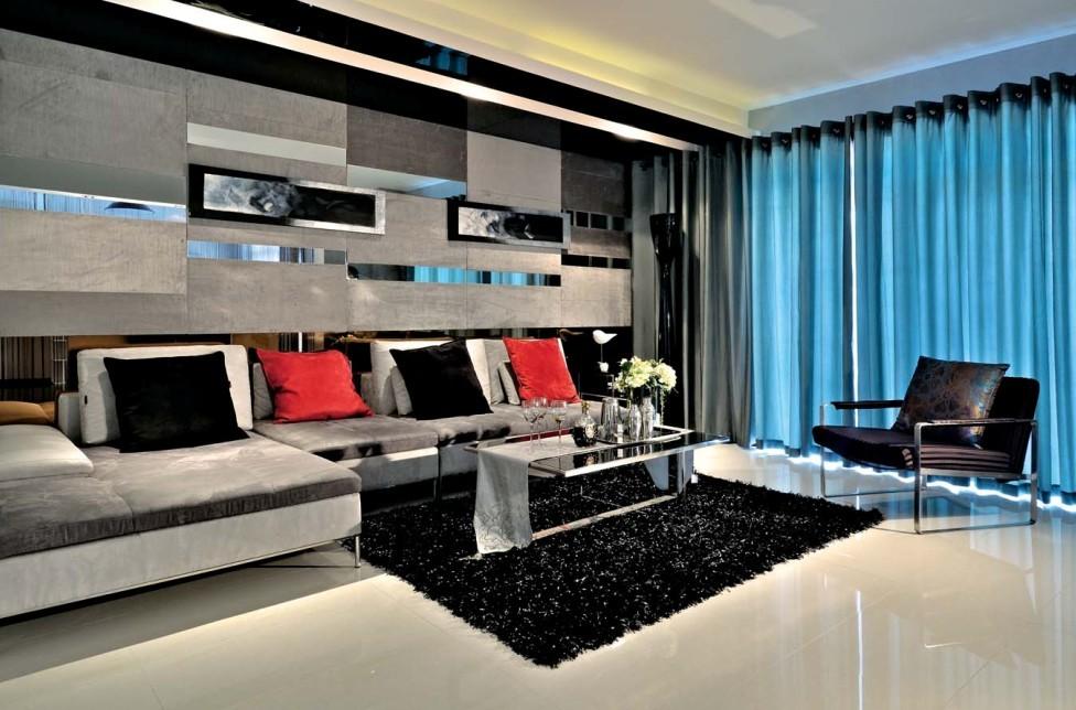 简约 二居 客厅图片来自用户2738829145在白灰色时尚前卫 现代简约家37的分享