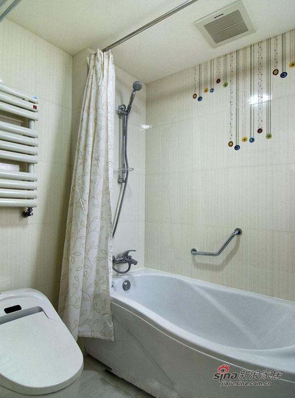 新古典 四居 卫生间图片来自用户1907664341在【多图】现代大四居44的分享