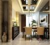 109㎡(忐忑)京泰自主城演绎港式风格设计27