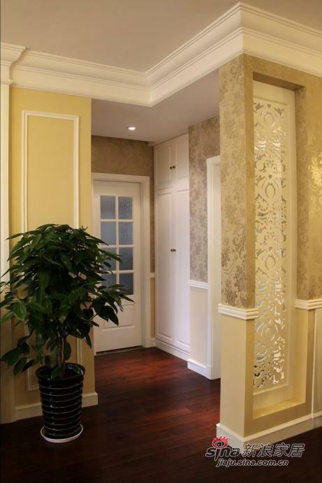 美式 二居 客厅图片来自用户1907685403在82平新主义美式2居仅需4万85的分享