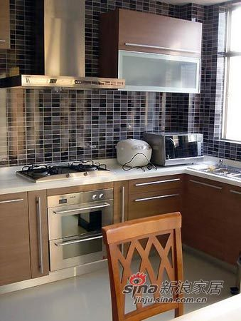 简约 三居 厨房图片来自用户2737735823在6万装117平极致美丽简约家74的分享