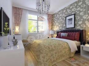 现代 二居 卧室 公主房图片来自阳光力天装饰在亚泰澜-两室两厅一厨一卫-现代风格44的分享