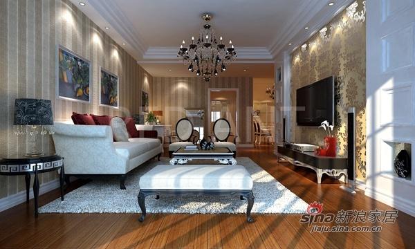 简约 三居 卧室图片来自用户2739153147在15万搭配130平精装观湖寓所19的分享