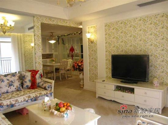 其他 其他 客厅图片来自用户2557963305在漂亮美眉98平3口3居小田园美家82的分享