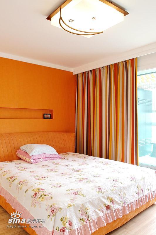 简约 四居 卧室图片来自用户2738845145在知贤装饰四81的分享