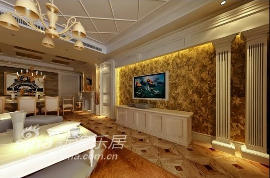 欧式 别墅 客厅图片来自用户2557013183在奢华风尚71的分享
