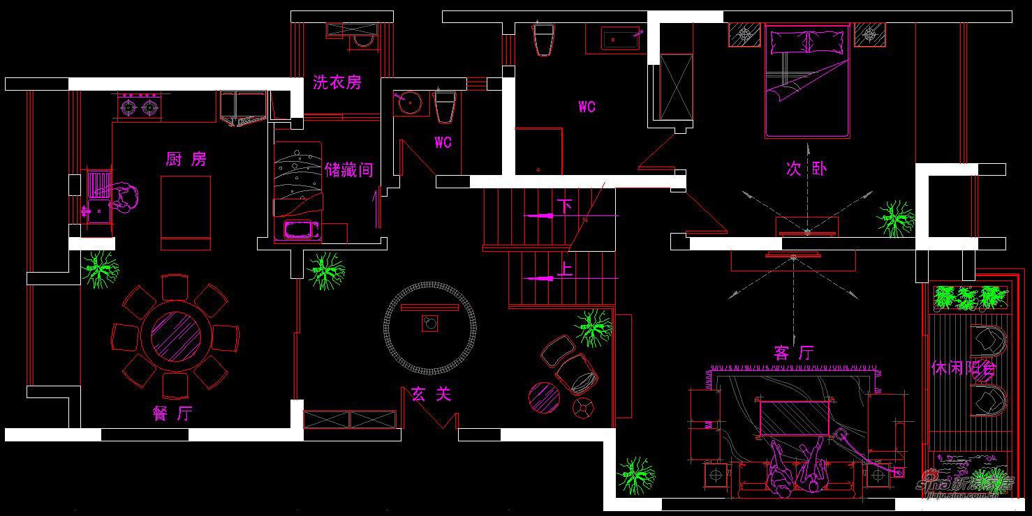 欧式 四居 客厅图片来自用户2746869241在品味古典与现代交相辉映的复式豪宅35的分享