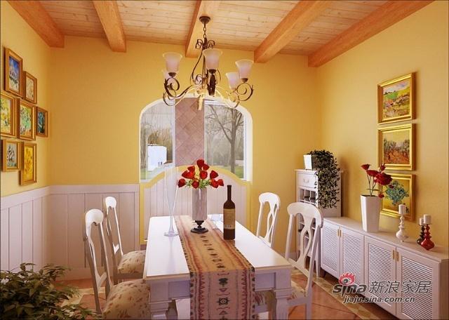 田园 三居 客厅图片来自用户2557006183在13万打造127㎡秋季浪漫田园屋68的分享