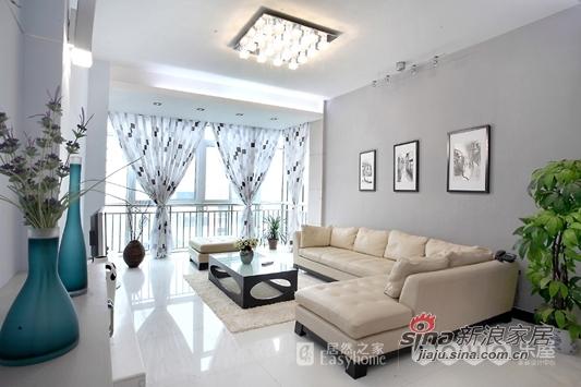 简约 三居 客厅图片来自用户2739153147在简单生活56的分享