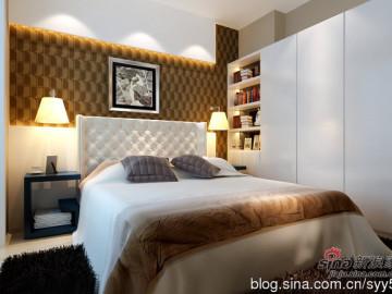 5.3万元演绎时尚温馨的贻成豪庭85平二居室31