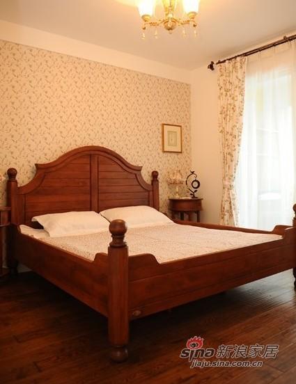田园 三居 卧室图片来自用户2557006183在14万装83平地中海混搭田园温馨家81的分享