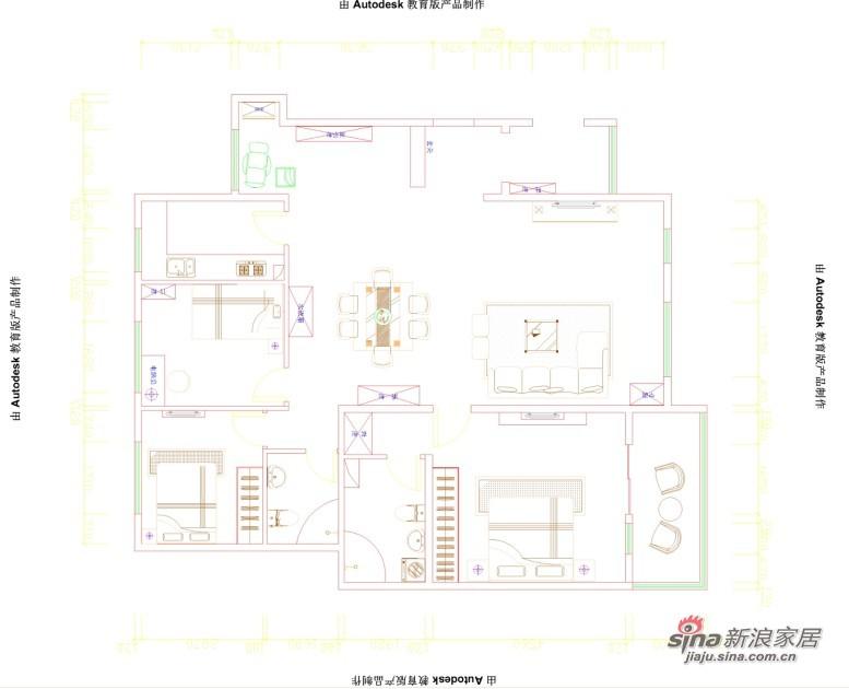 欧式 三居 客厅图片来自用户2746889121在刘秀新硅谷21的分享