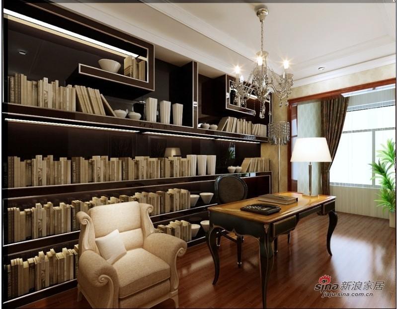 欧式 三居 客厅图片来自用户2746889121在运河湾3居室简欧设计95的分享