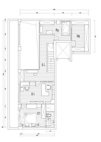 海尚一品—二层设计图