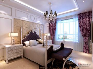 140平现代欧式奢华三居室31