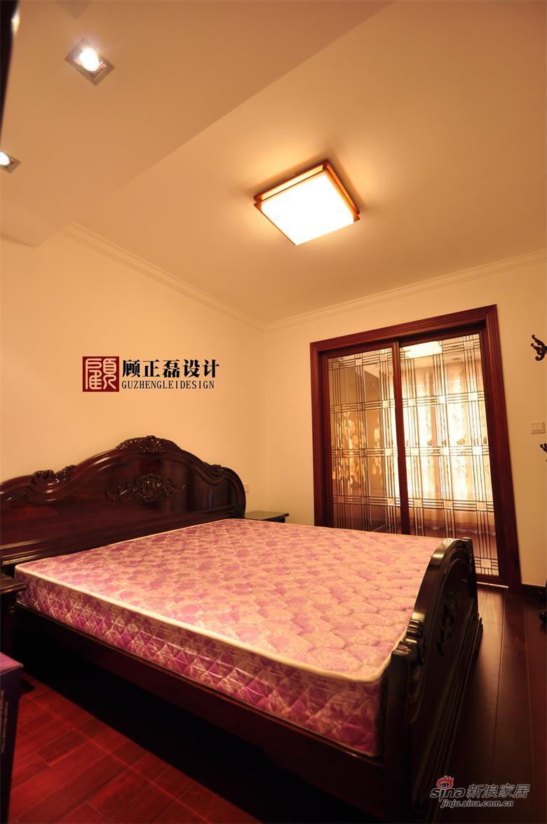 欧式 四居 卧室图片来自用户2746869241在【高清】180平米欧式高档豪华复式公寓37的分享