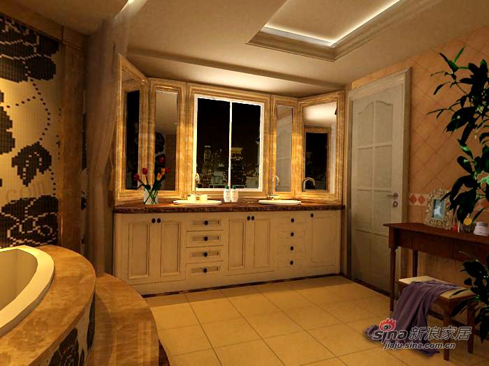 欧式 二居 厨房图片来自用户2746953981在3万打造九号公寓80平米欧式奢华两居97的分享