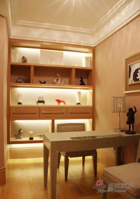 港式 三居 书房 白领图片来自佰辰生活装饰在16万打造120平港式氛围空间68的分享