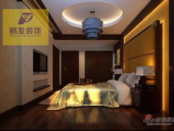 王府壹号150平米三居室新中式风格设计14
