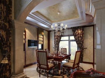 28万元缔造豪华典雅经典欧式别墅90