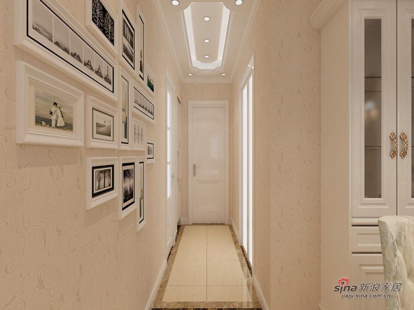 简约 二居 玄关图片来自用户2558728947在6.5万全包演绎90平时尚温馨两居室装修98的分享