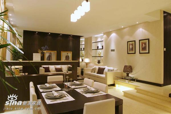 简约 四居 餐厅图片来自用户2738093703在金家园样板间28的分享