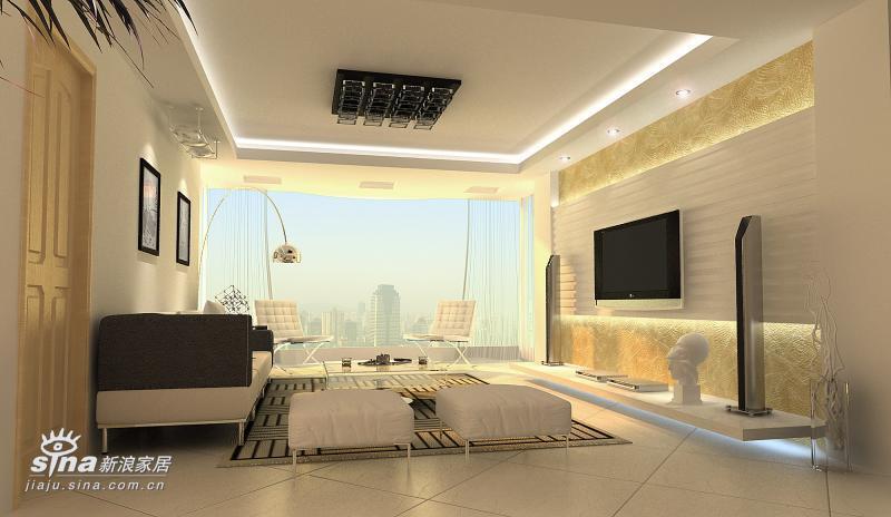 简约 一居 客厅图片来自用户2557979841在简洁.温馨86的分享