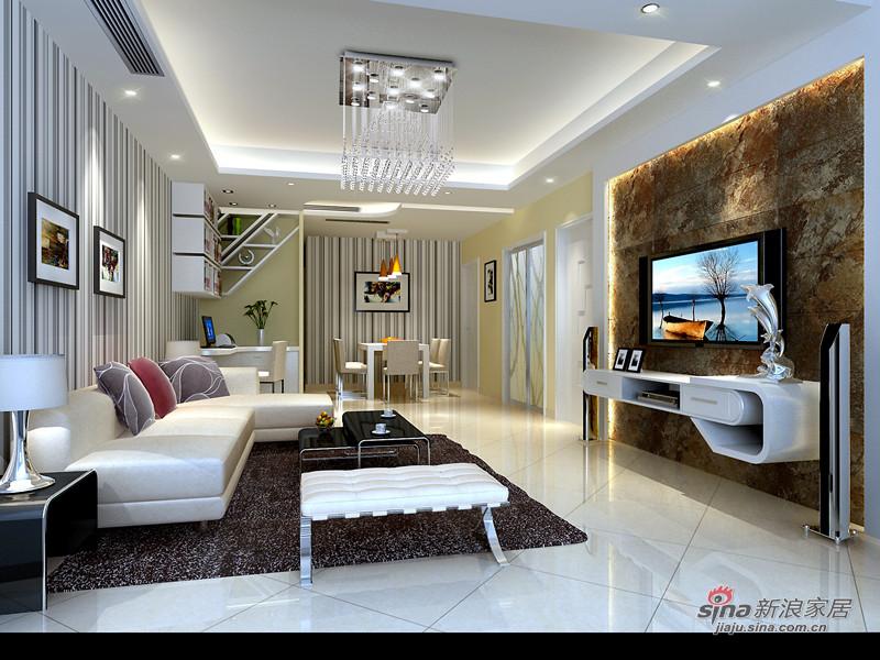 简约 二居 客厅图片来自用户2739153147在我的专辑227507的分享