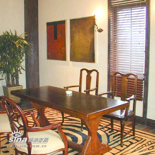 欧式 别墅 餐厅图片来自用户2772856065在圣马丽诺.桥35的分享