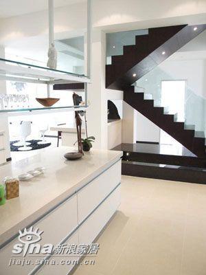 简约 别墅 楼梯图片来自用户2558728947在现代简约风格的别墅19的分享