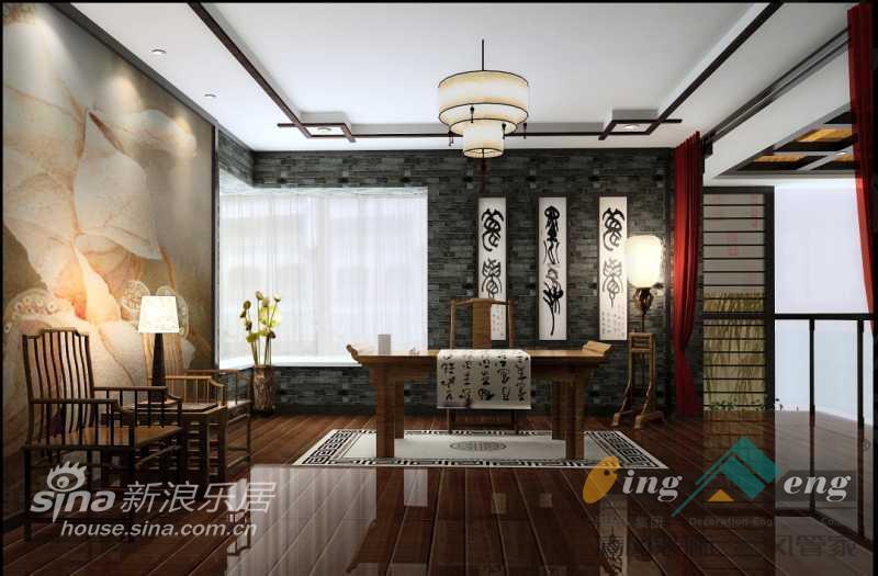 其他 别墅 客厅图片来自用户2558757937在苏州清风装饰设计师案例赏析1244的分享