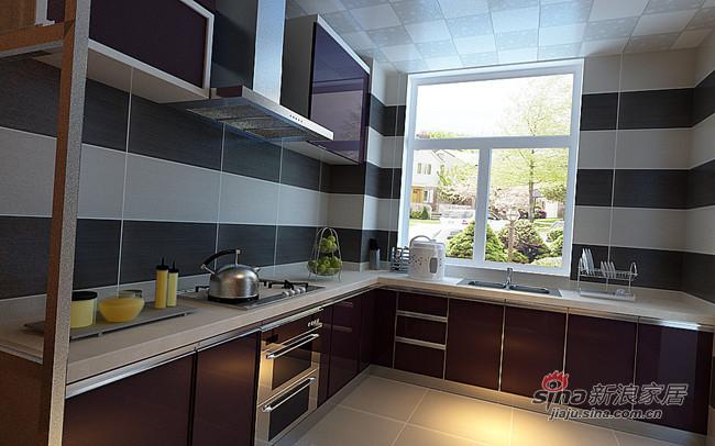 简约 三居 客厅图片来自用户2556216825在12万打造140平北三环公寓现代简约风格61的分享