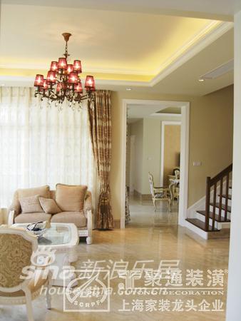 欧式 别墅 客厅图片来自用户2557013183在英式田园81的分享