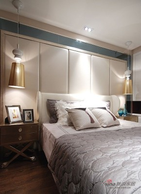 港式 三居 卧室 白富美 舒适 公主房图片来自用户1907650565在半包6.4万装120平奢华怀旧港式豪宅69的分享