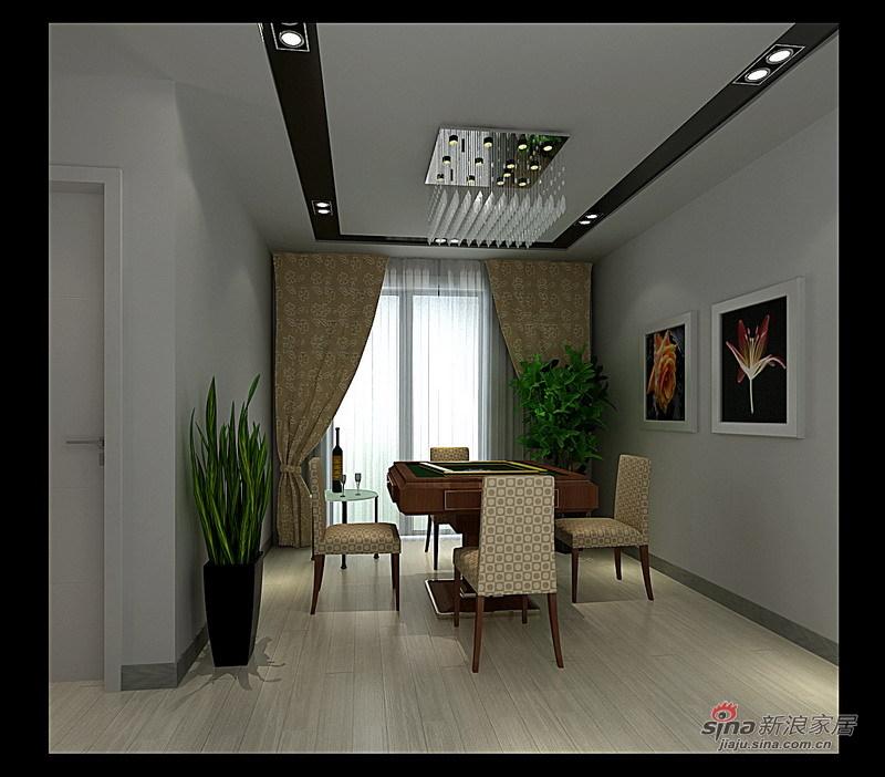 简约 复式 客厅图片来自用户2738829145在9.8万打造188平简约实用、大气舒适复式设计89的分享