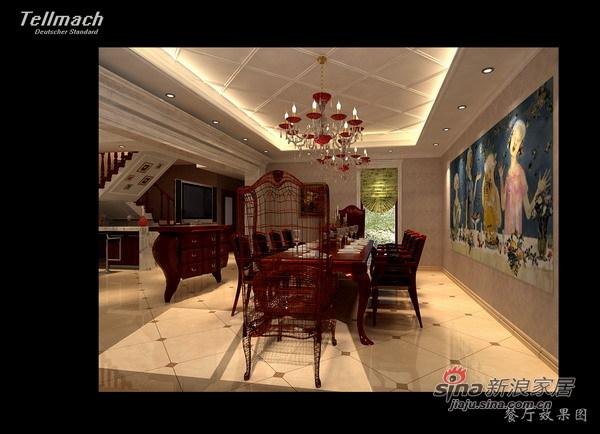 其他 别墅 餐厅图片来自用户2558757937在龙湾别墅61的分享