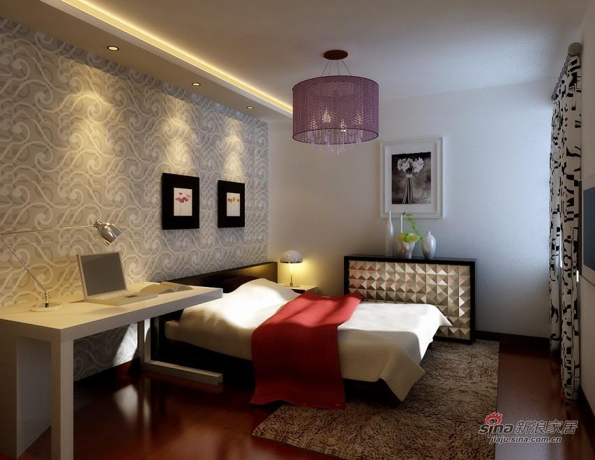 简约 二居 客厅图片来自用户2739081033在5.6万经济装80平简约2居家92的分享