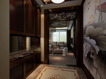 金融街中心138平米新中式设计欣赏90