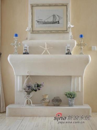 地中海 三居 客厅图片来自用户2757320995在温暖阳光房14的分享